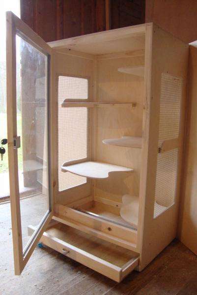Клетка для шиншиллы своими руками в домашних условиях фото 545